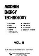 Modern Energy Technology