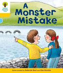Books - A Monster Mistake | ISBN 9780198482536