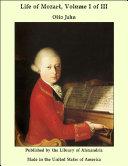 Life of Mozart, Volume I of III Pdf/ePub eBook