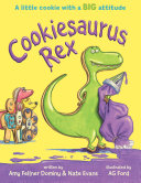 Cookiesaurus Rex Book