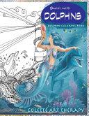 Dolphin Coloring Book Book PDF
