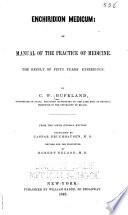 Enchiridion Medicum