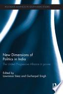 New Dimensions of Politics in India