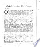 Mr Lesley to the Lord Bishop of Sarum [in answer to his sermon on the 31st of October, 1714].