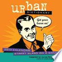 Urban Dictionary 2013 Day-to-Day Calendar