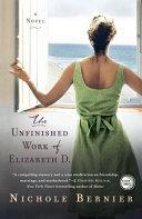 The Unfinished Work of Elizabeth D. Pdf