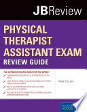 Physical Therapist Assistant Exam Review Guide Book PDF