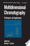 Multidimensional Chromatography Book PDF