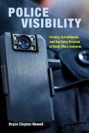 Police Visibility Pdf/ePub eBook