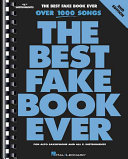 The Best Fake Book Ever  Over 1000 Songs