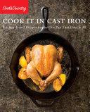 Cook It in Cast Iron [Pdf/ePub] eBook