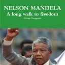 NELSON MANDELA  A long walk to freedom Book PDF