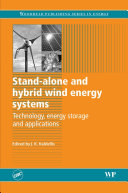 Stand-Alone and Hybrid Wind Energy Systems