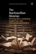 The Machiavellian Librarian Book