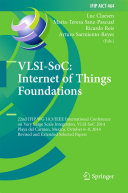 VLSI SoC  Internet of Things Foundations