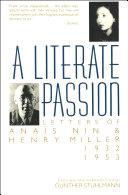 A Literate Passion Pdf/ePub eBook