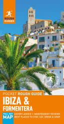Pocket Rough Guide Ibiza   Formentera