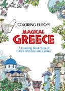 Coloring Europe: Magical Greece