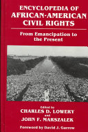 Encyclopedia of African American Civil Rights