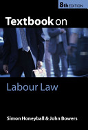 Textbook on Labour Law