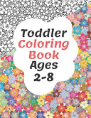 Toddler Coloring Book Ages 2 8 Book PDF