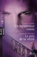Pdf Un mystérieux voisin - Le prix de la vérité (Harlequin Black Rose) Telecharger