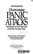 Overcoming Panic Attack