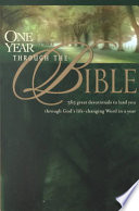 One Year Through the Bible