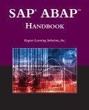 SAP® ABAPTM Handbook