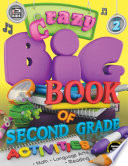 Crazy Big Book of Second Grade Activities
