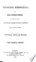 Early Oriental History