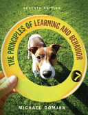 Principles Learning behavior