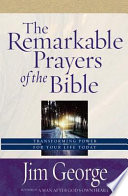 The Remarkable Prayers of the Bible Book PDF