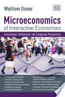 Microeconomics of Interactive Economies