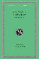 Dionysiaca, Volume II