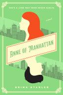 Anne of Manhattan [Pdf/ePub] eBook