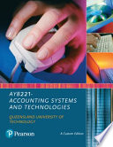 Accounting Systems and Technologies AYB221 (Custom Edition)