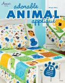 Adorable Animal Applique