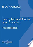 Learn, Test and Practise Your Grammar