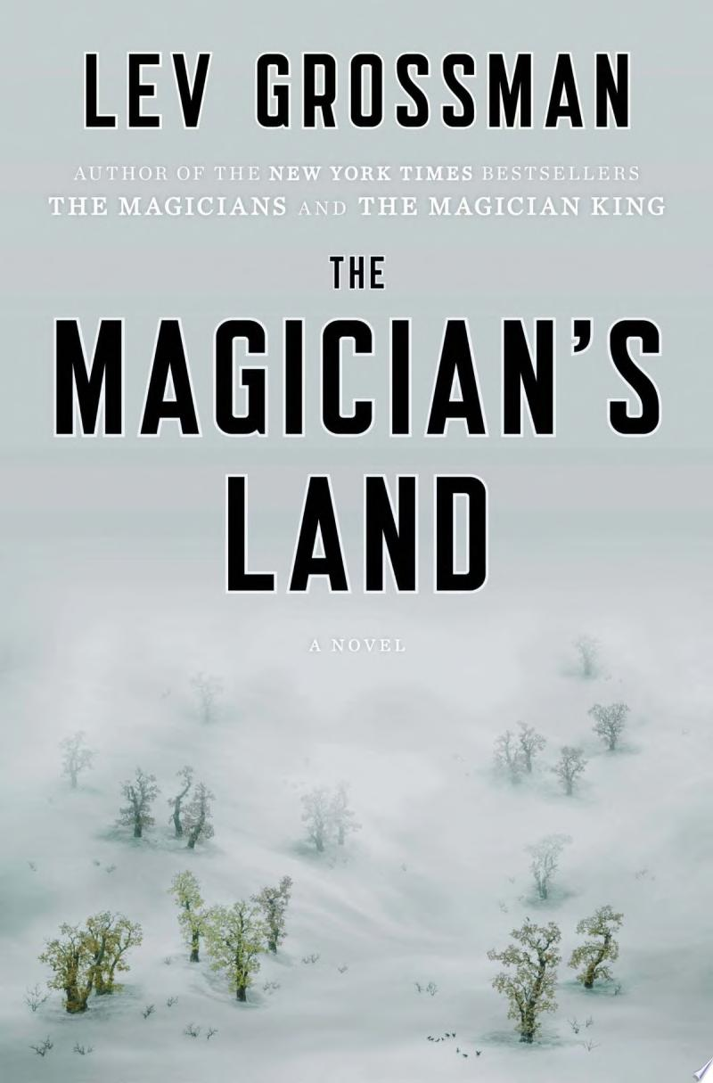 The Magician's Land image