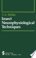 Insect Neurophysiological Techniques