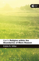 Kant s  Religion within the Boundaries of Mere Reason