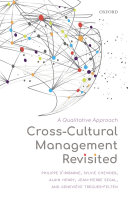Pdf Cross-Cultural Management Revisited Telecharger