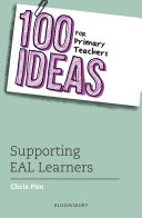 100 Ideas for Primary Teachers  Supporting EAL Learners