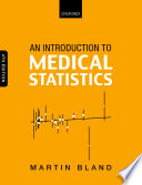 An Introduction to Medical Statistics Book