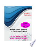 Mechanical Engineering Questions with Answers 3000+ MCQs