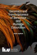 Pdf Genomics and Transcriptomics of Behaviour and Plumage Colouration Telecharger