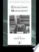 Collections Management Book PDF