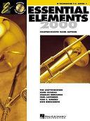 EE2000 B-Flat Trombone T. C.