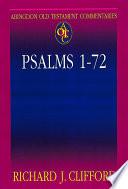 Abingdon Old Testament Commentaries Psalms 1 72